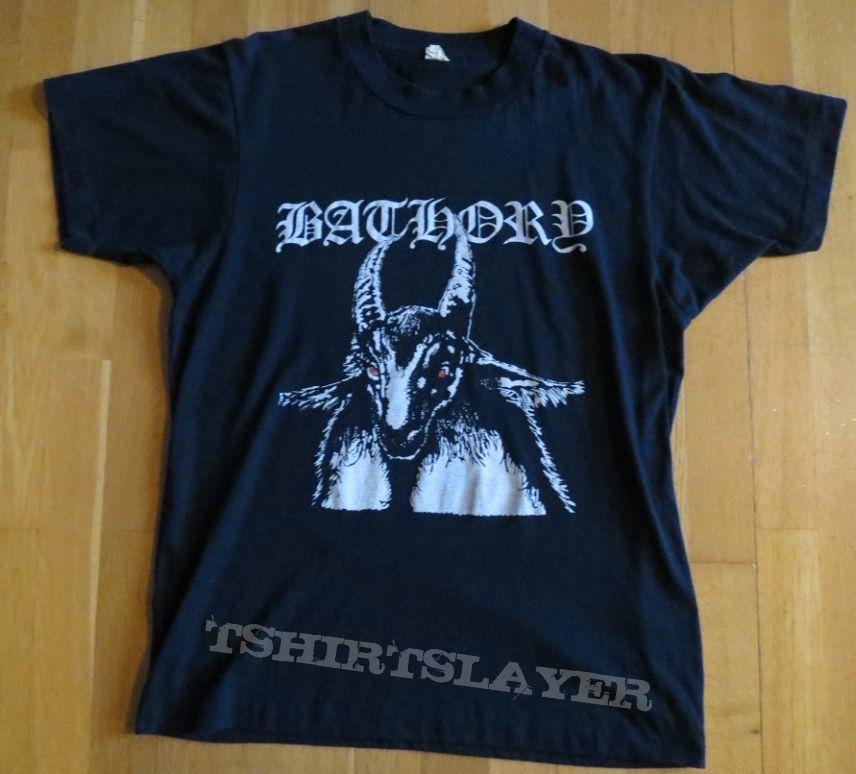 Bathory old 80's shirt
