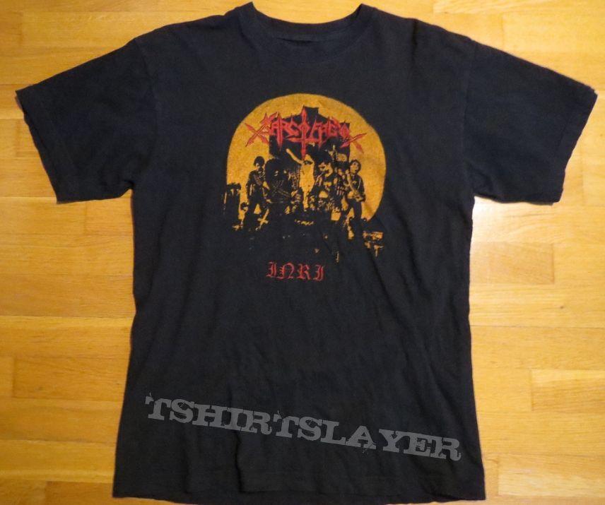 Sarcofago - I.N.R.I. 90's shirt