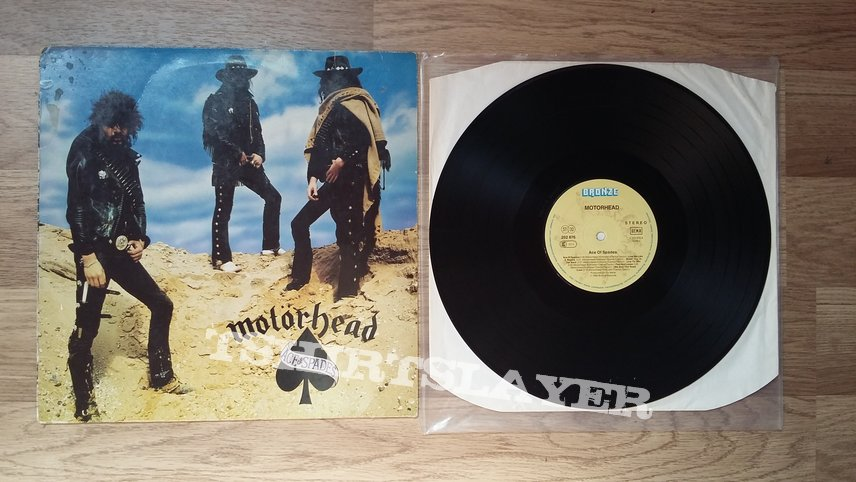 Motörhead-Ace Of Spades