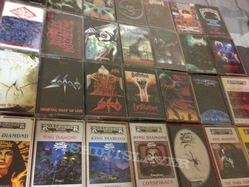 More Metal Cassettes
