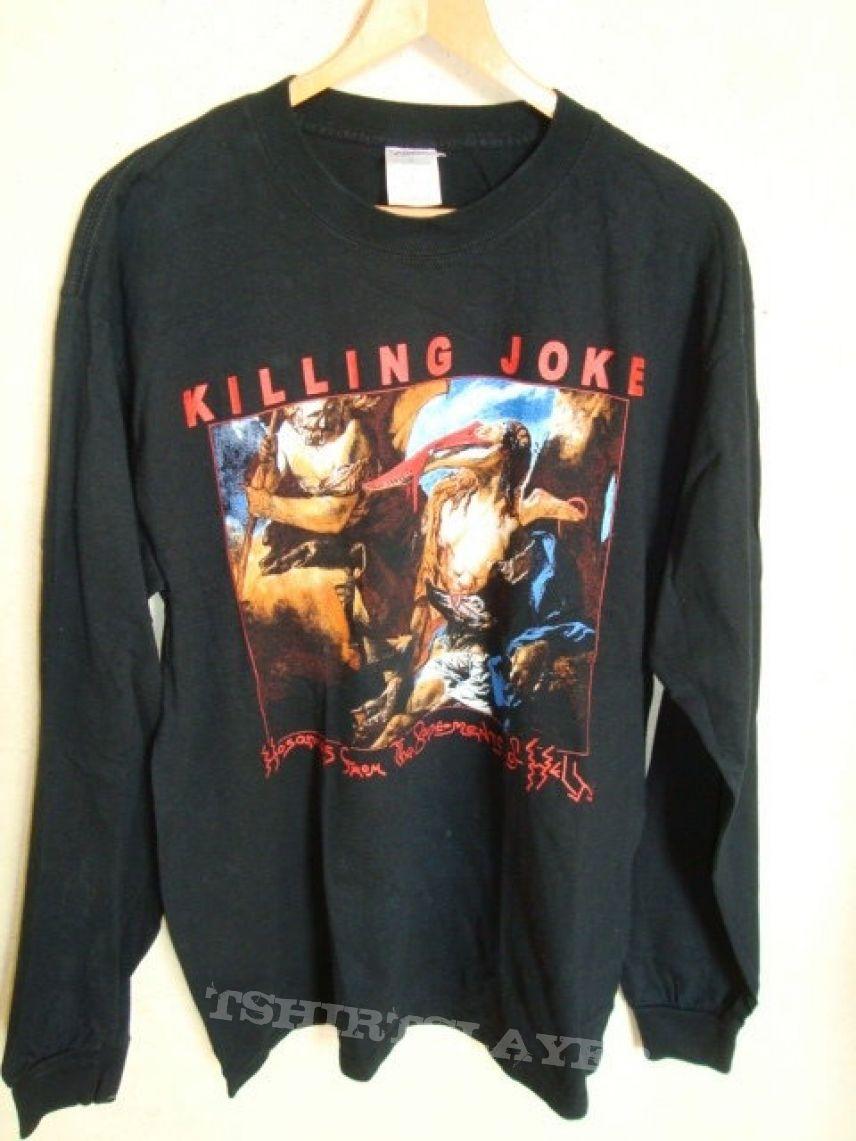 Killing Joke longsleeve shirt