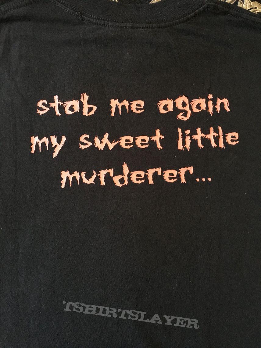 "Pig Destroyer ""stab me again"" shirt"