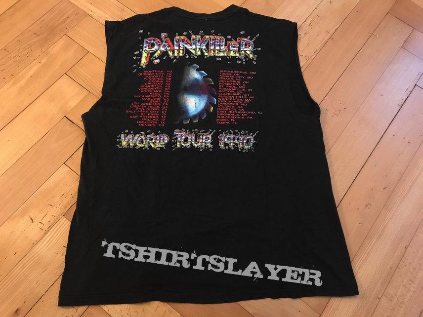 """Judas Priest """"Painkiller"""" tour shirt (Original)"""