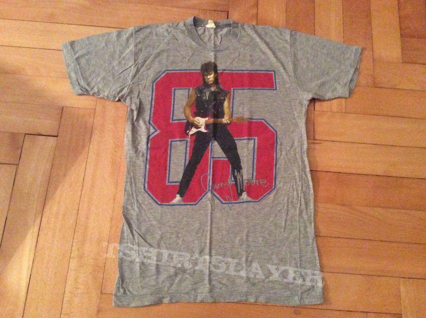 """Gary Moore """"Live in 85"""" (Original)"""