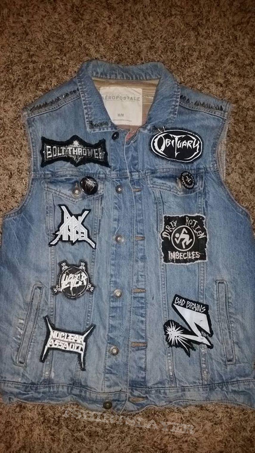 My first battlejacket