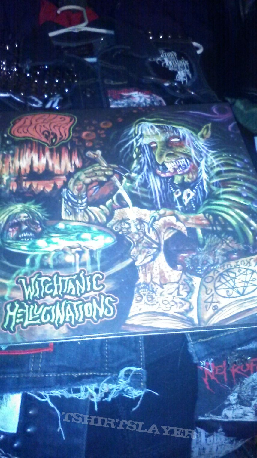 Witchtanic Hellucinations lp