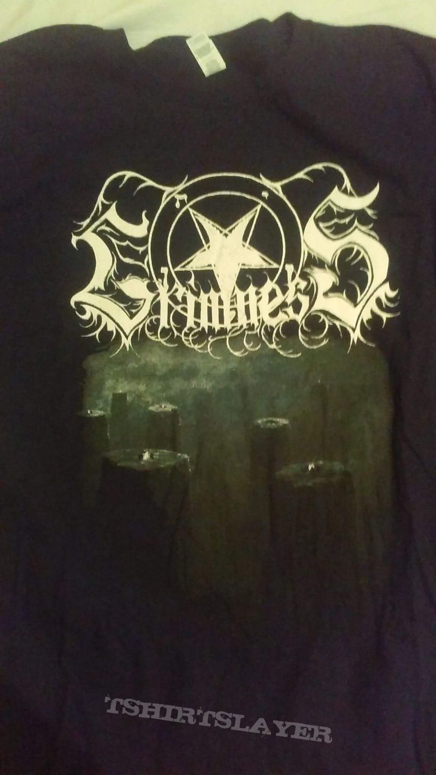 Grimness-Ashes Of A Black Cult T-shirt