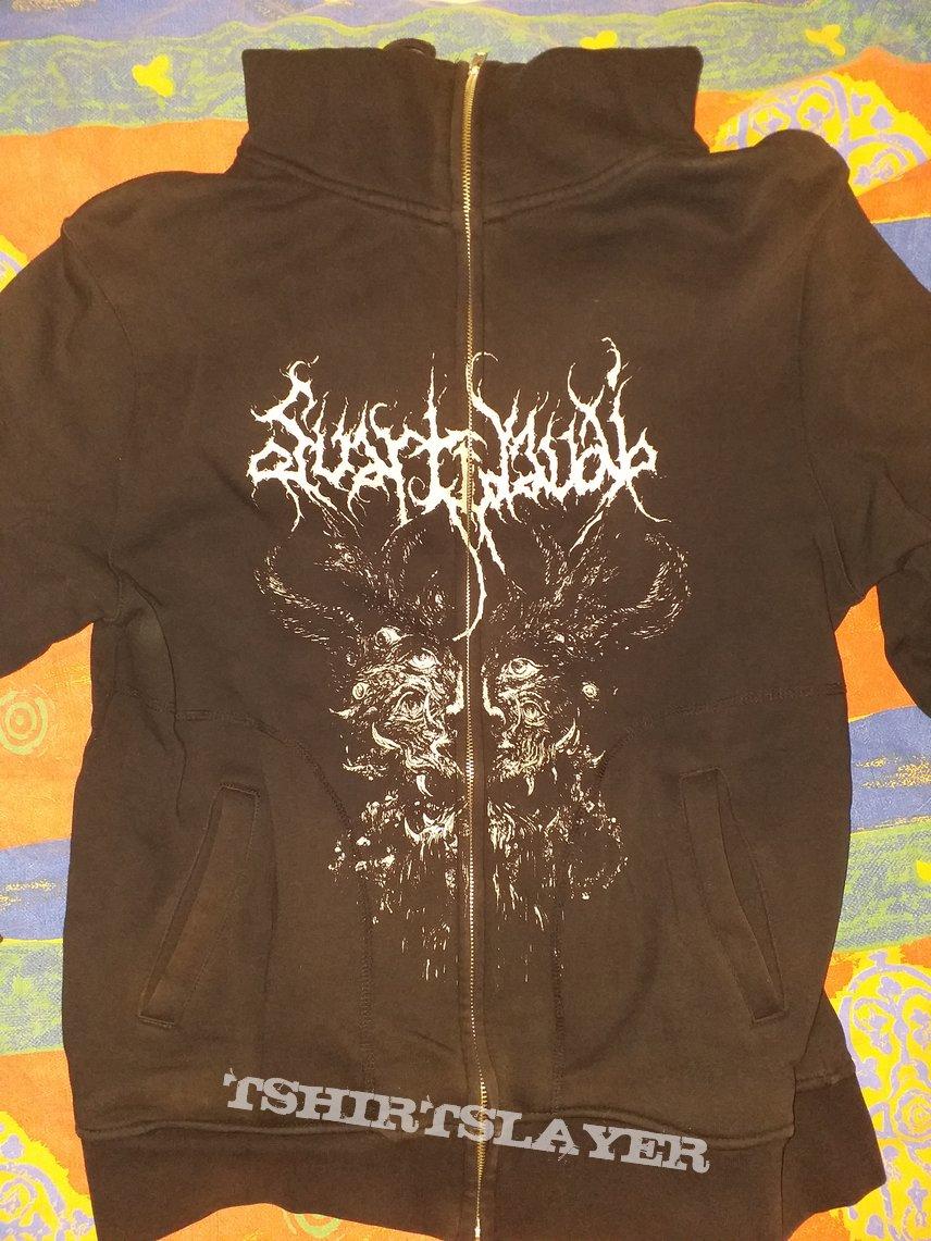 Svartidauði-Synthesis Of Whore And Beast (hoodie)