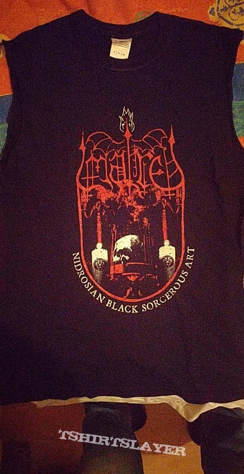 Mare-Nidrosian Black Sorcerous Art shirt