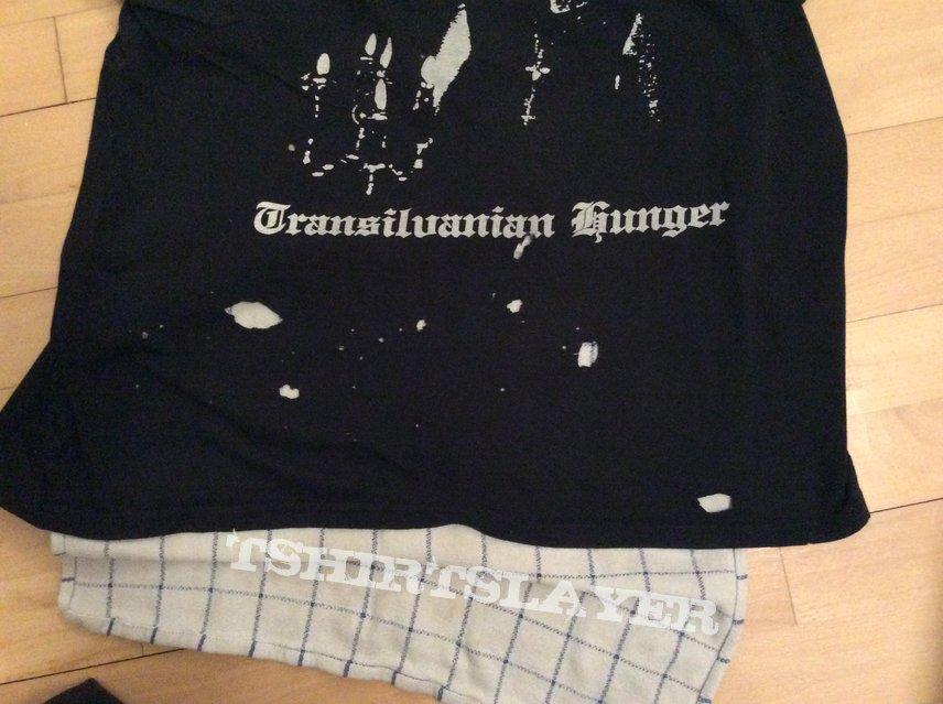 Darkthrone - transylvanian hunger