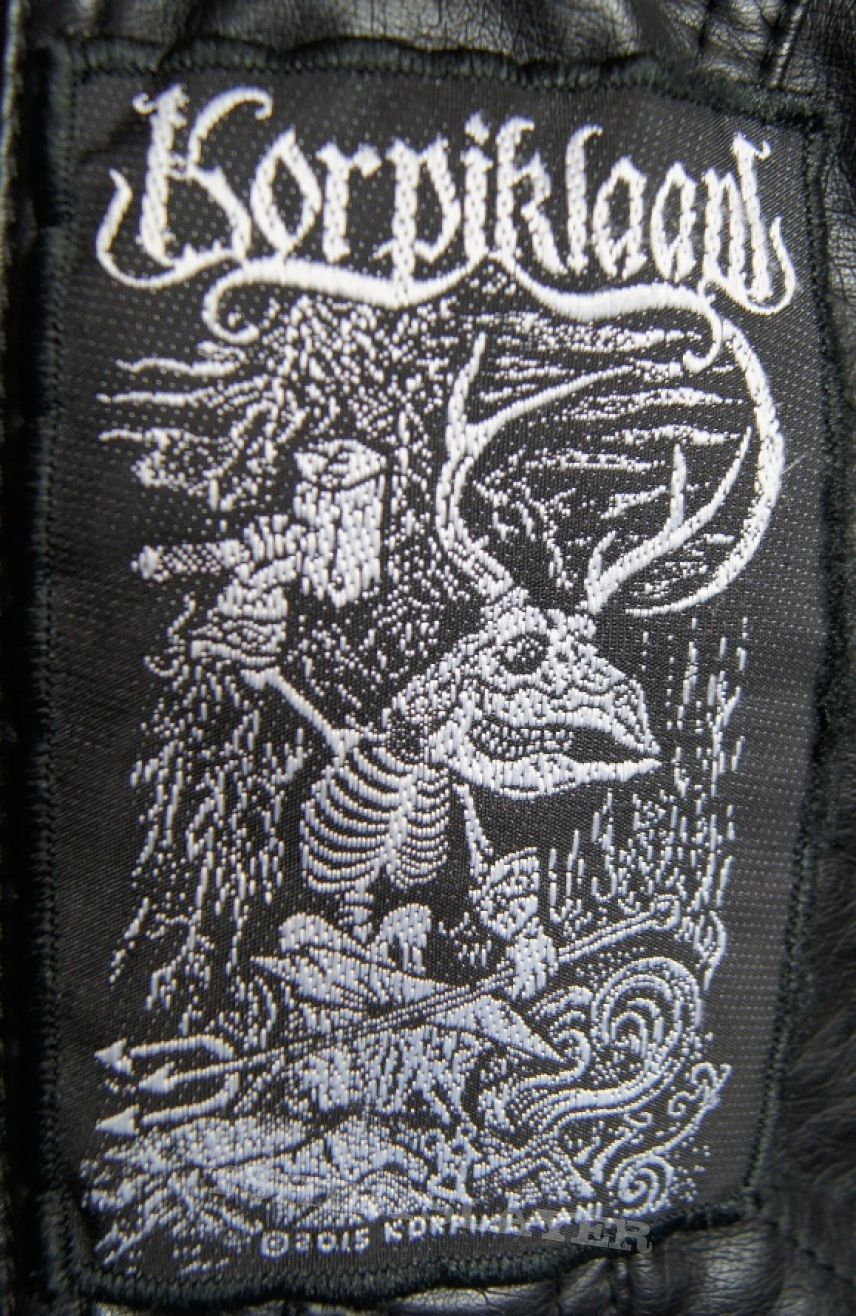 Korpiklaani Undead Blacksmith Patch