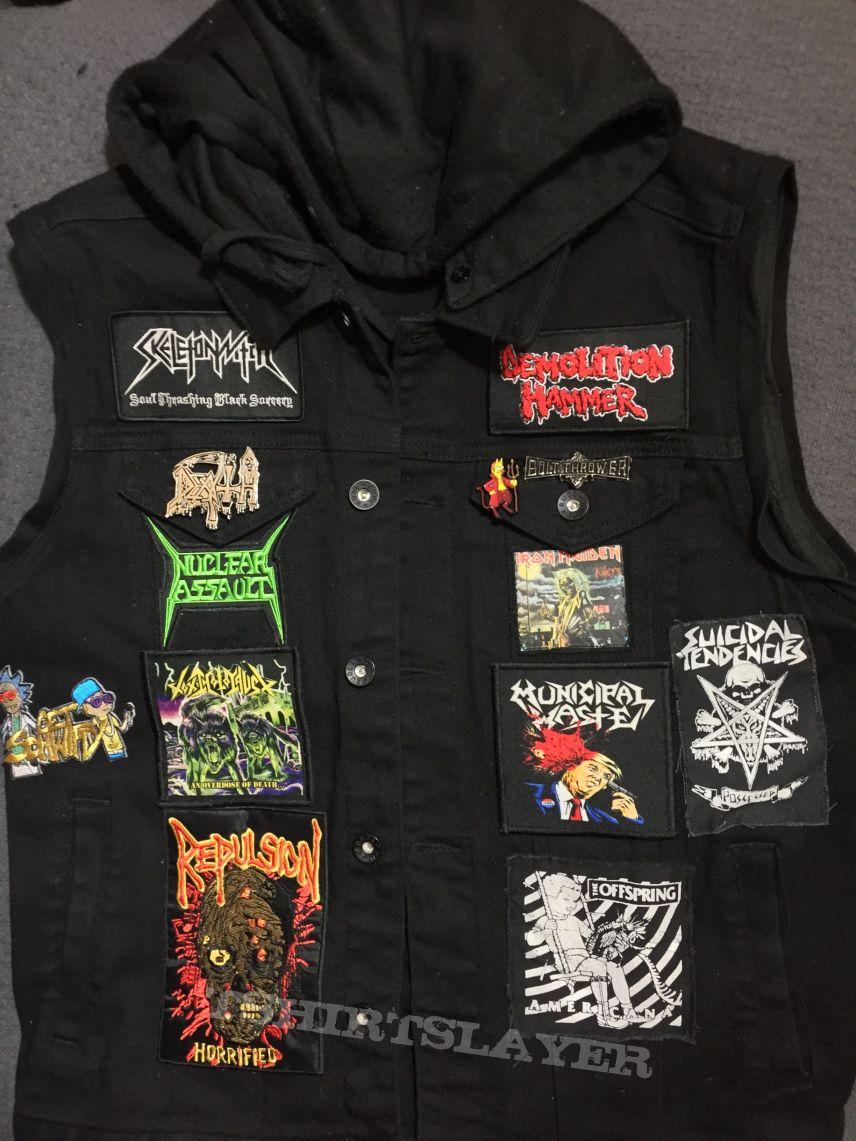 My first vest, my baby
