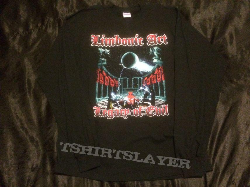 Limbonic Art Legacy Of Evil LS official Plastichead Release