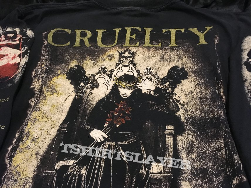 Cruelty And The Beast LS