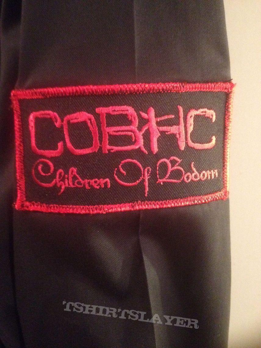 Children of Bodom shirt/workshirt combo, XL, 2 sided shirt