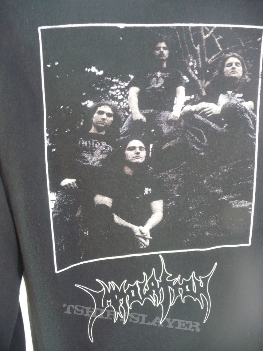 Immolation  Dawn of Possession, vintage,