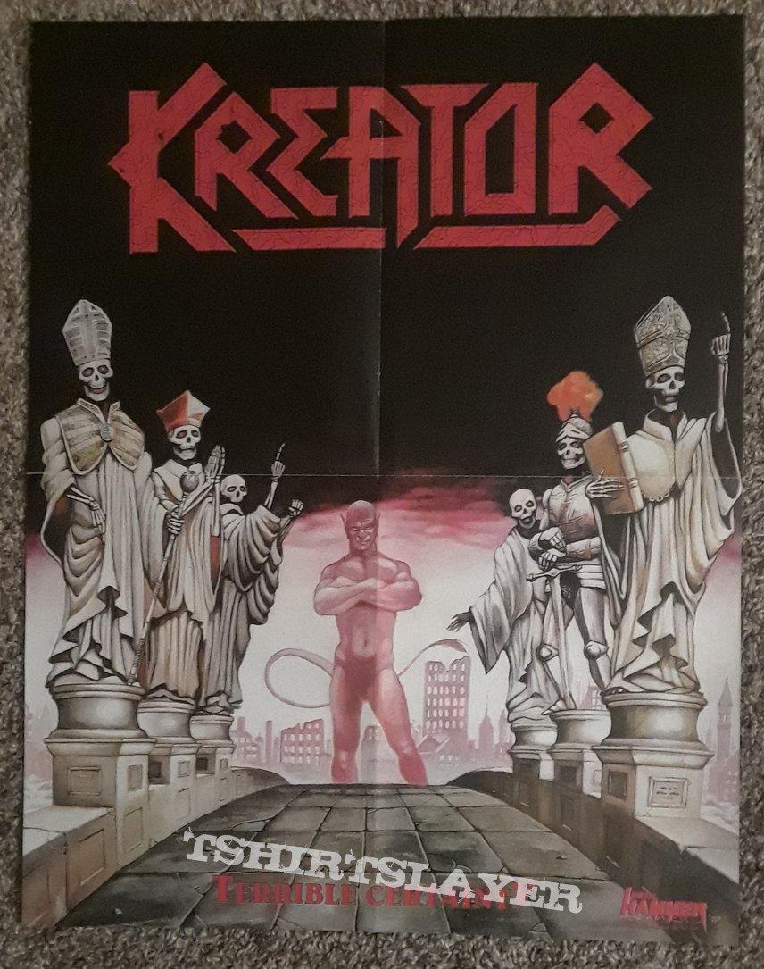 KREATOR posters