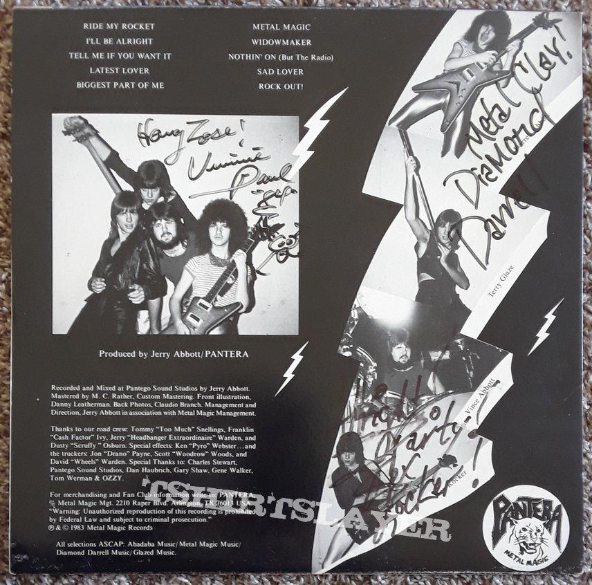 GLAMTERA- vinyl/press/photos