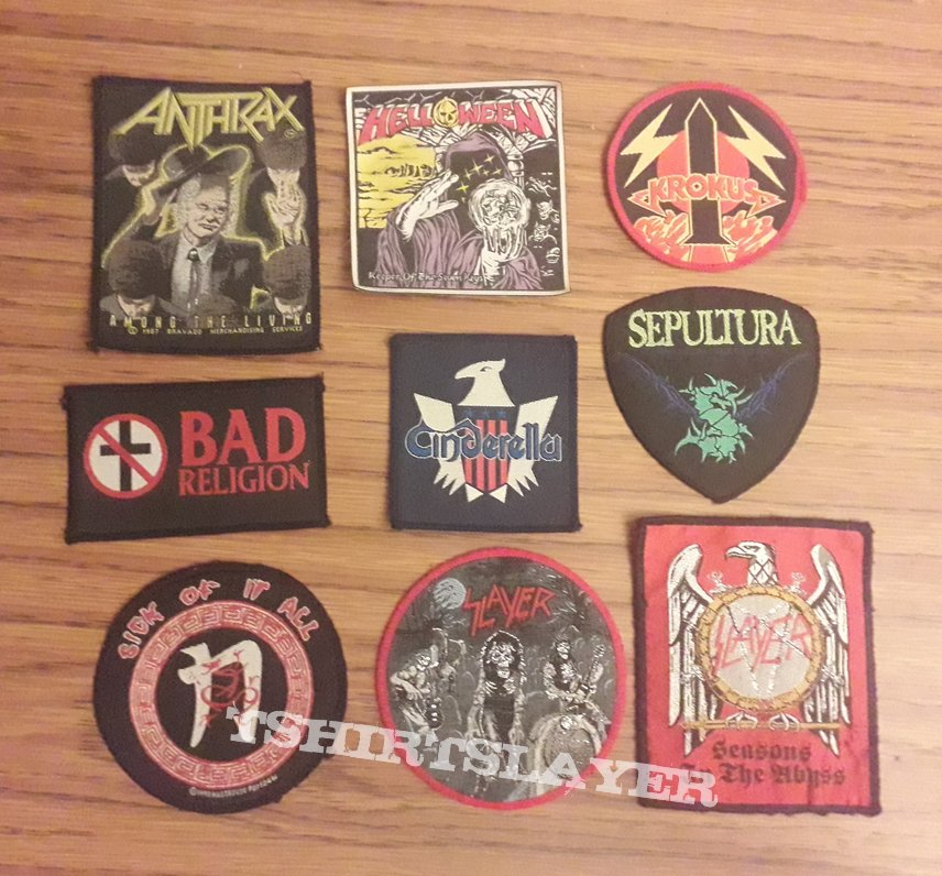 patches 4