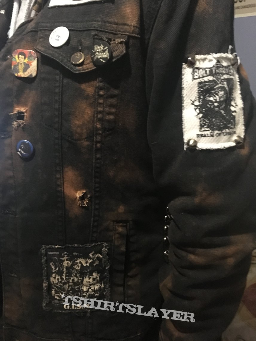 My old battlejacket.