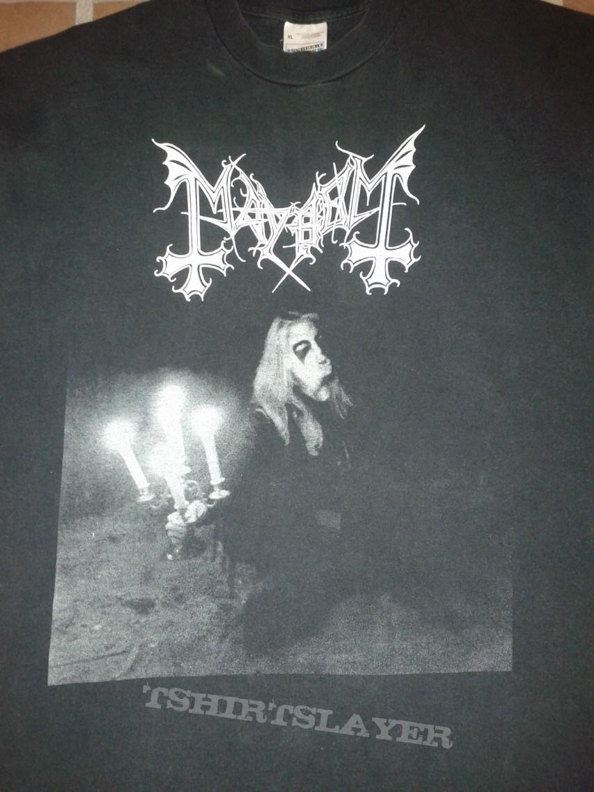 Mayhem - Live in Leipzig Shirt