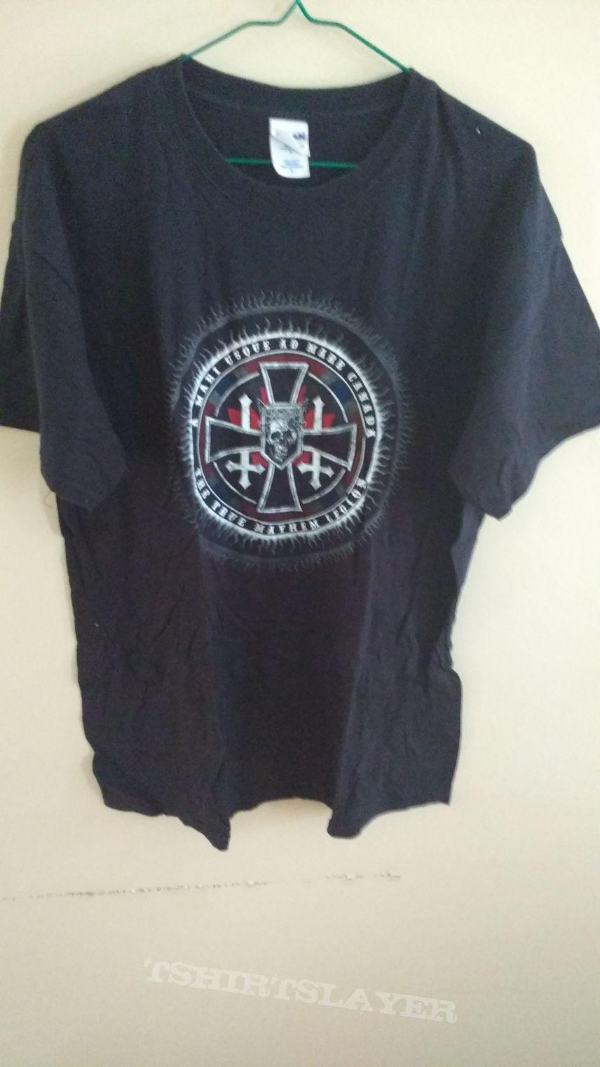 Mayhem - Tour Shirt