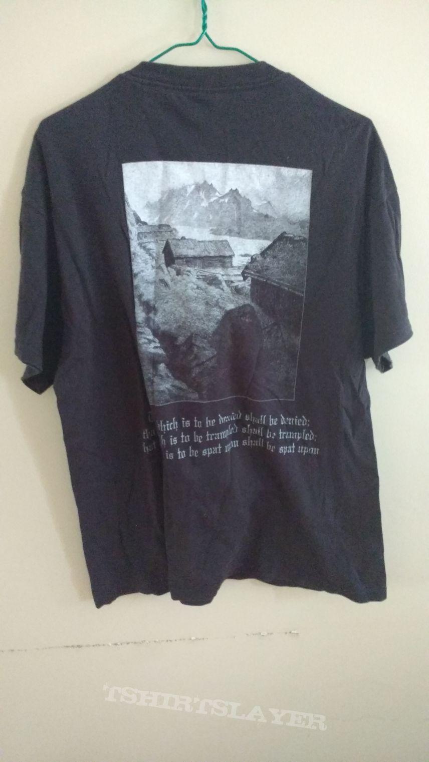 Burzum  -  Hvis Lyset Tar Oss Shirt