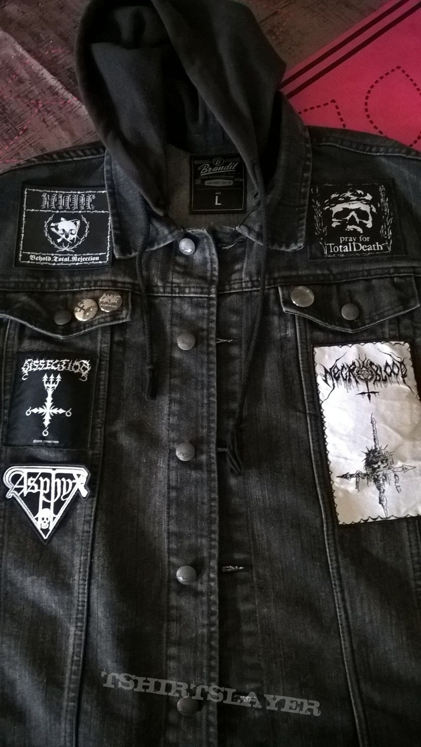 Update of my jacket