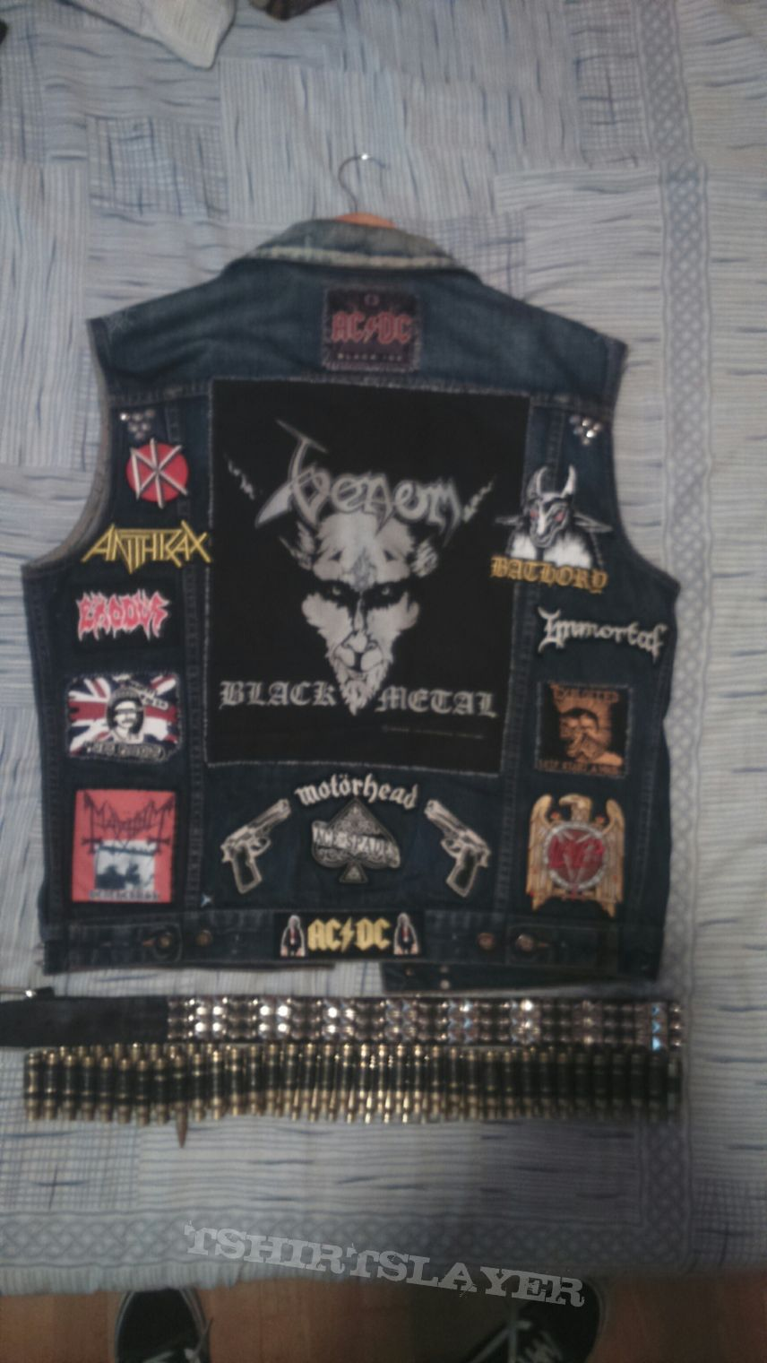 """bit of everything"" vest"