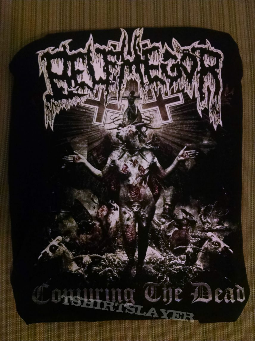 """European Cremation 2016"" Evil over Europe Tour Shirt"