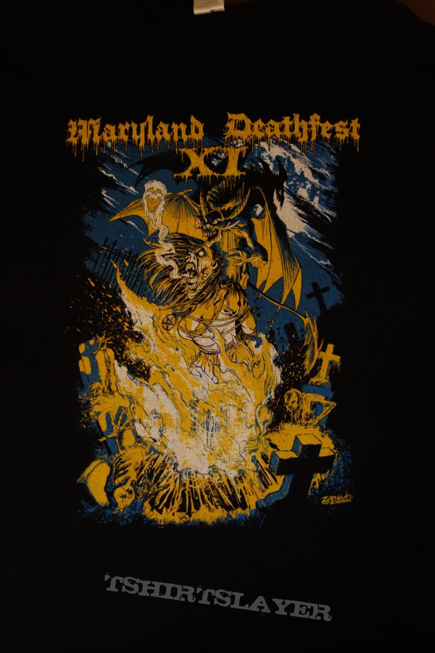 Maryland Deathfest 2013