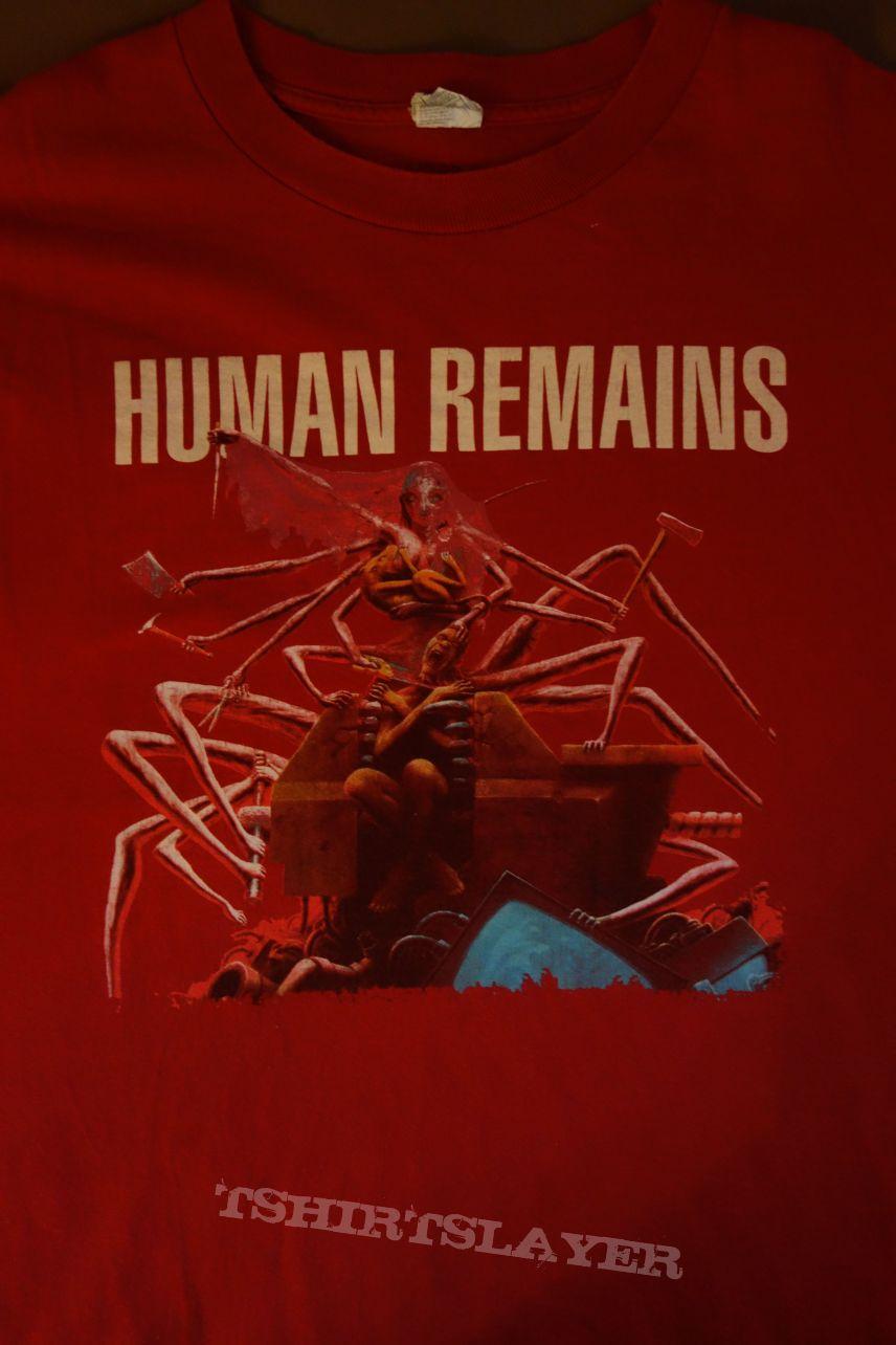 Human Remains Using Sickness As A Hero