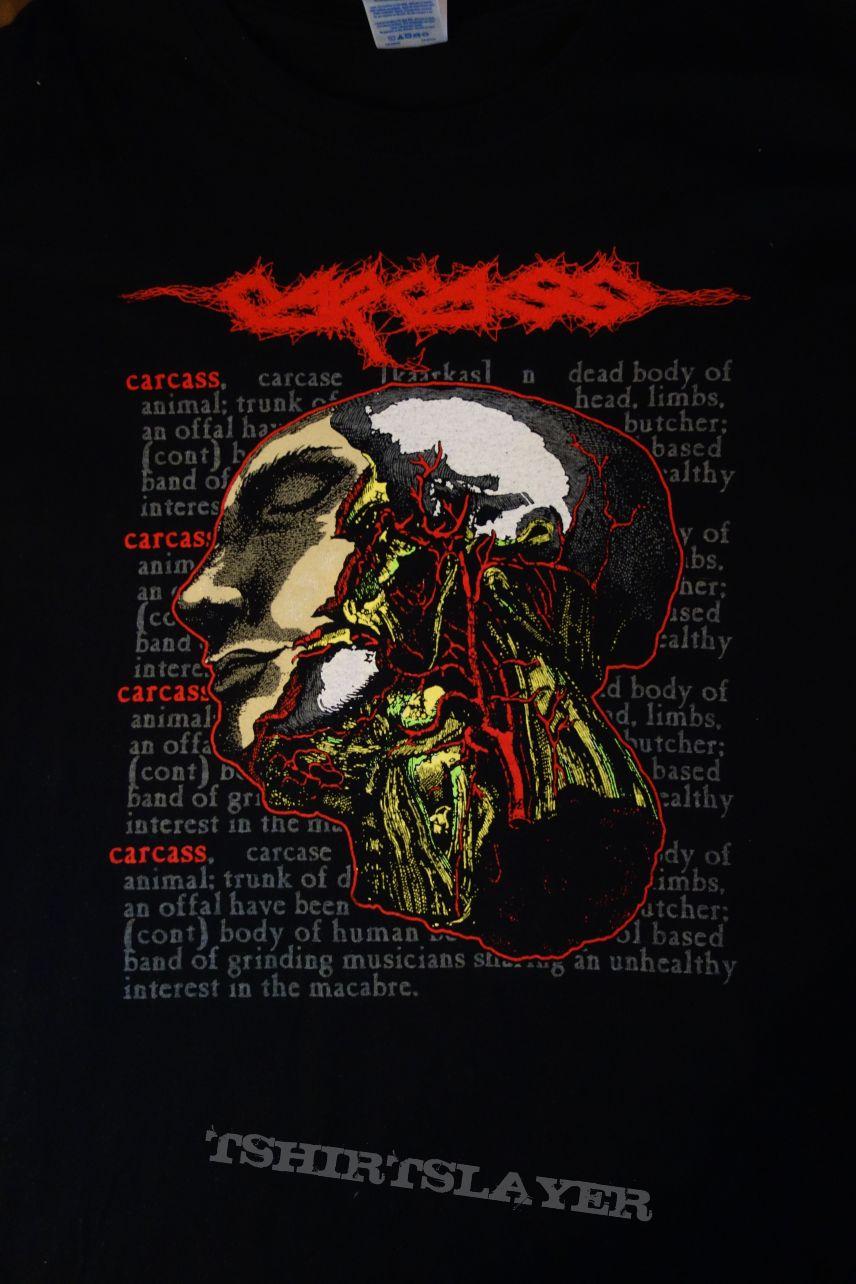 Carcass Australian tour 2015