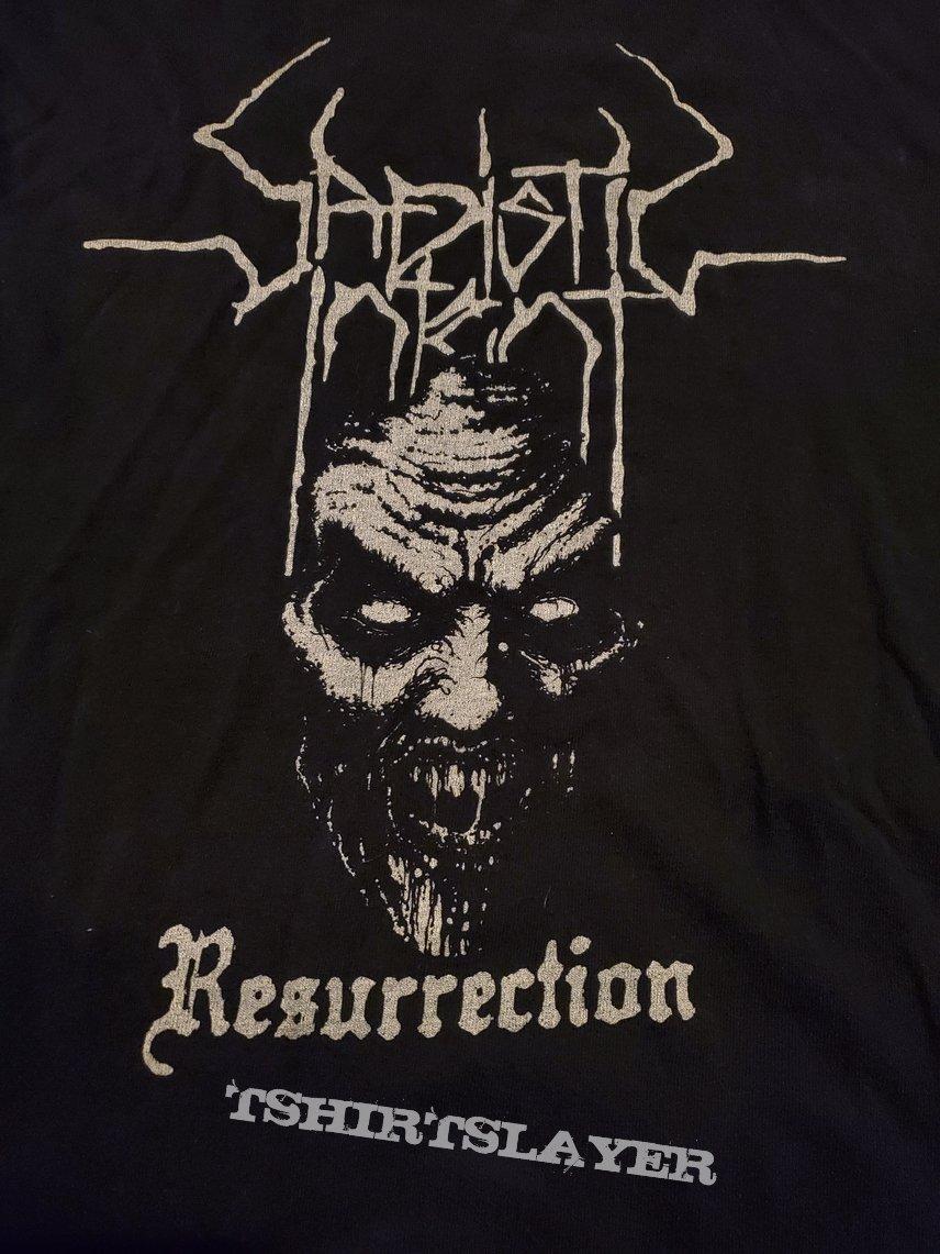 Sadistic Intent: Compilation of Death #3 tribute zine, L/S Ltd. to 33 copies.