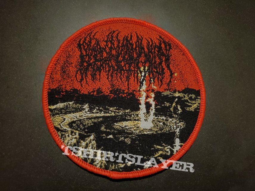 Blood Incantation: official Starspawn Red Border patch