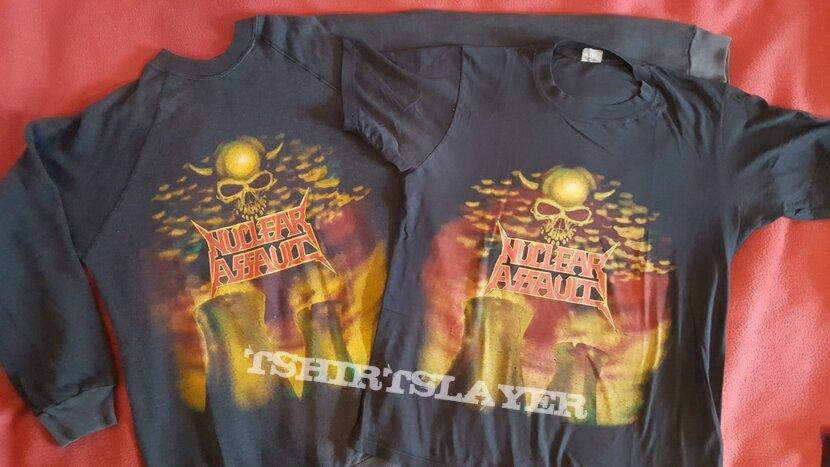 Nuclear Assault Shirt & Sweatshirt
