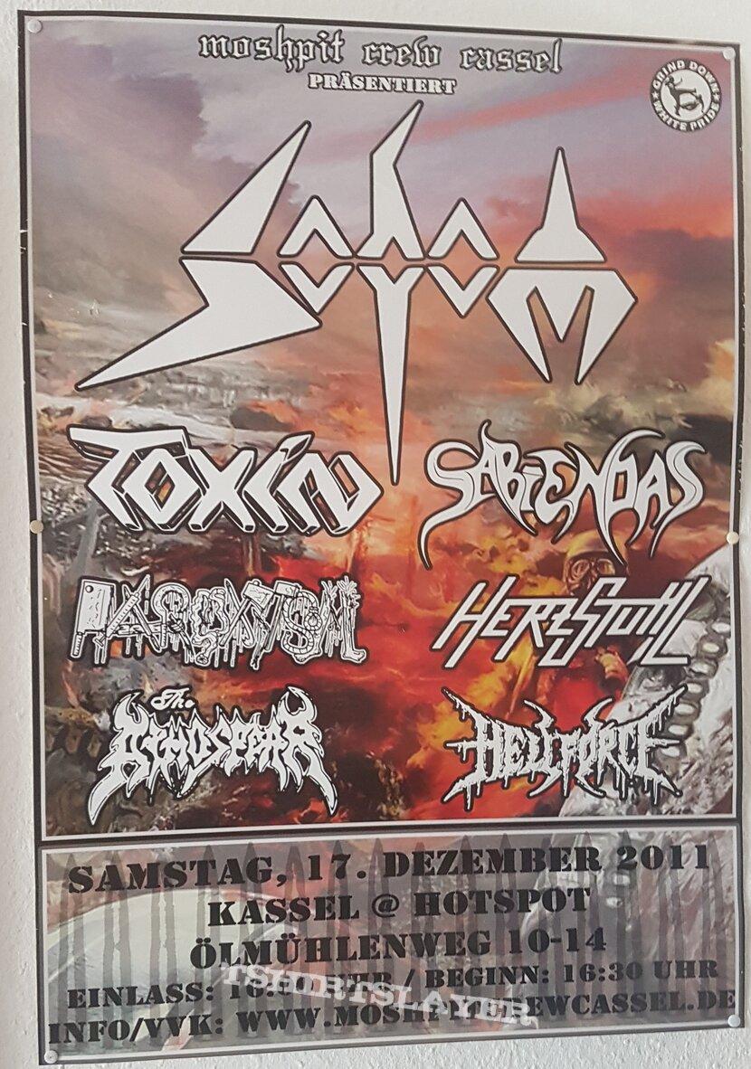 Paroxysm / Sodom
