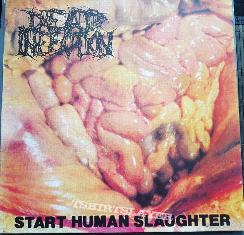Dead Infection Start human slaughter
