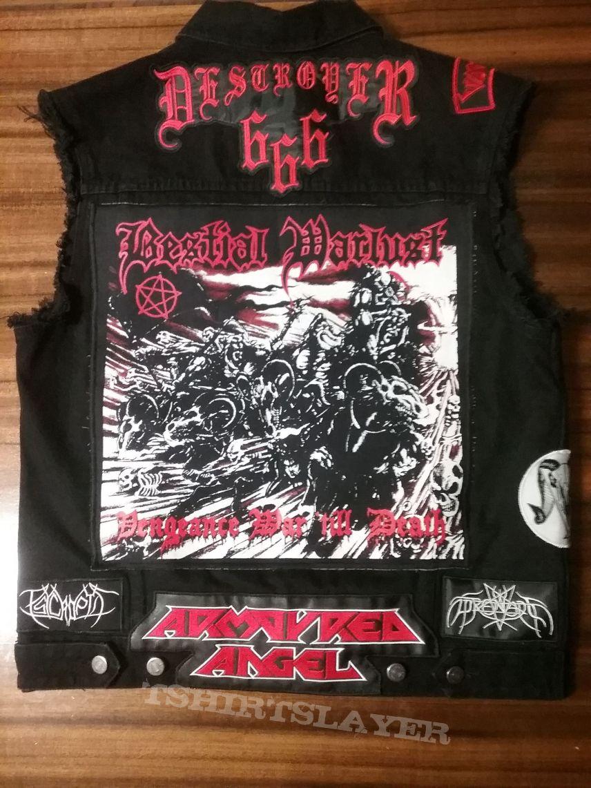 Aussie Metal kutte..updated