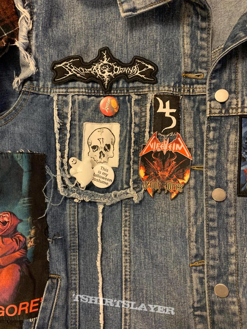 patch jacket incomplete