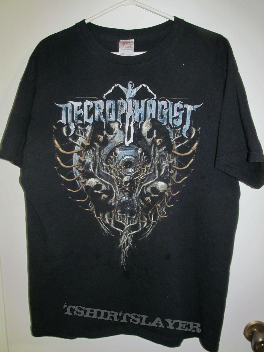 Necrophagist Stabwound shirt
