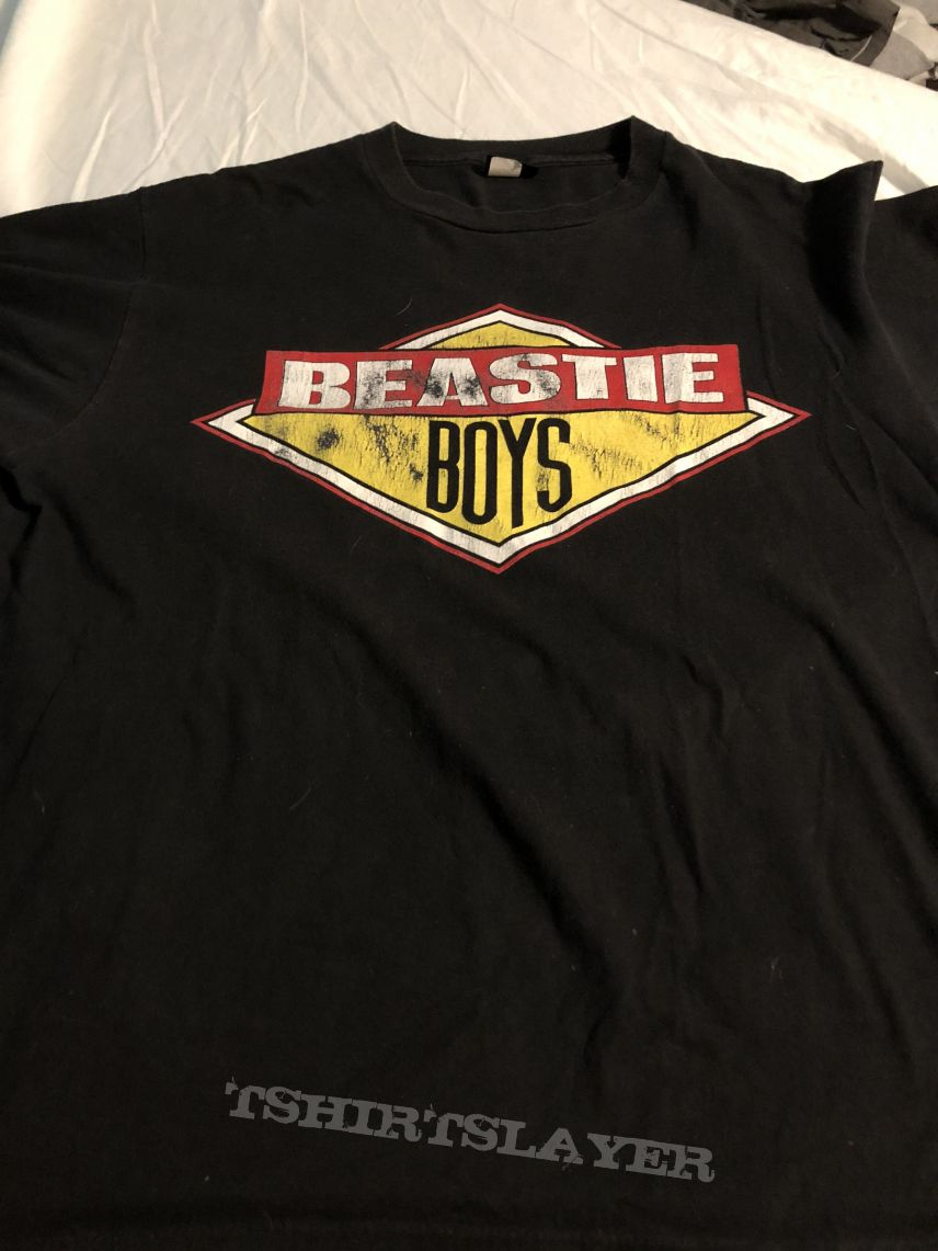 Edgenick S Beastie Boys Hello Nasty Tour Shirt Tshirt Or Longsleeve