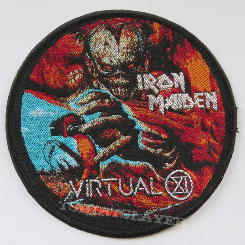 Iron Maiden - Virtual Xl - Patch