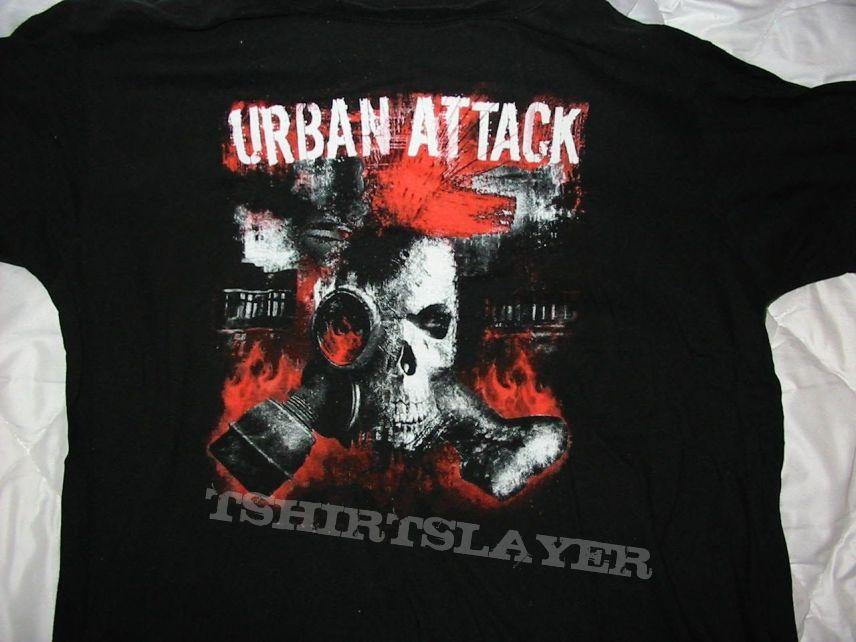 Urban Attack Tshirt