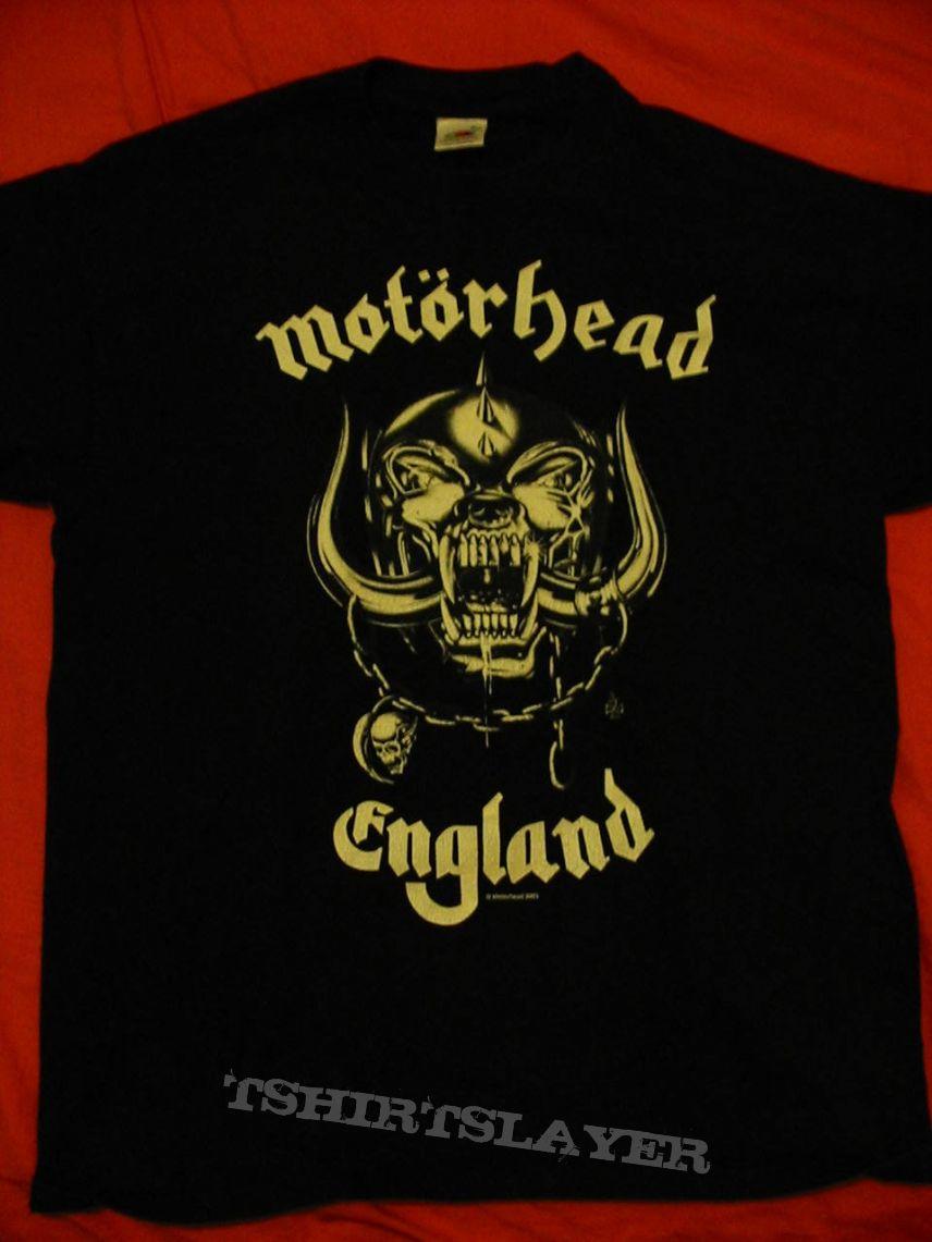 Motörhead - Everything's louder... Tshirt
