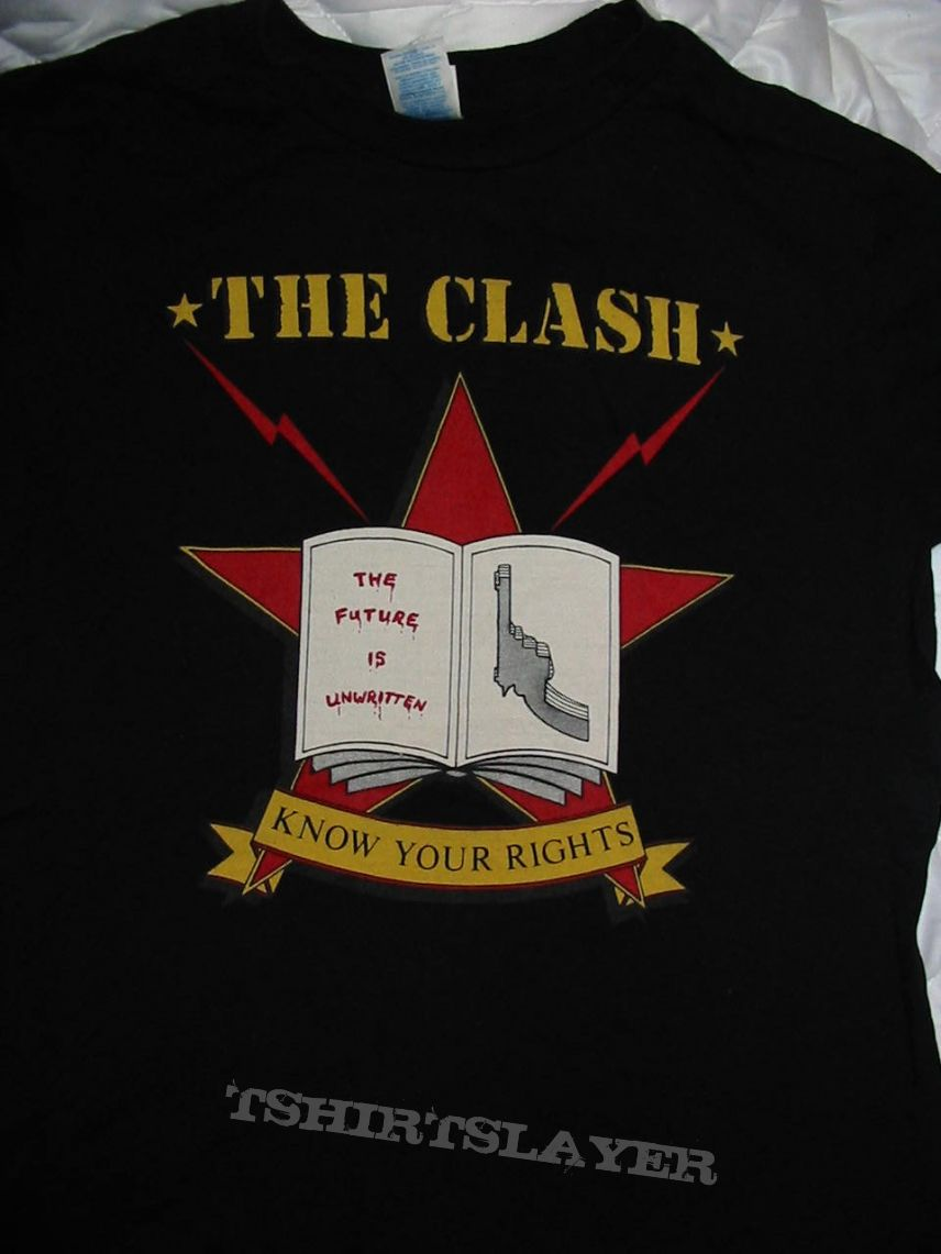Know Your Rights Tshirt