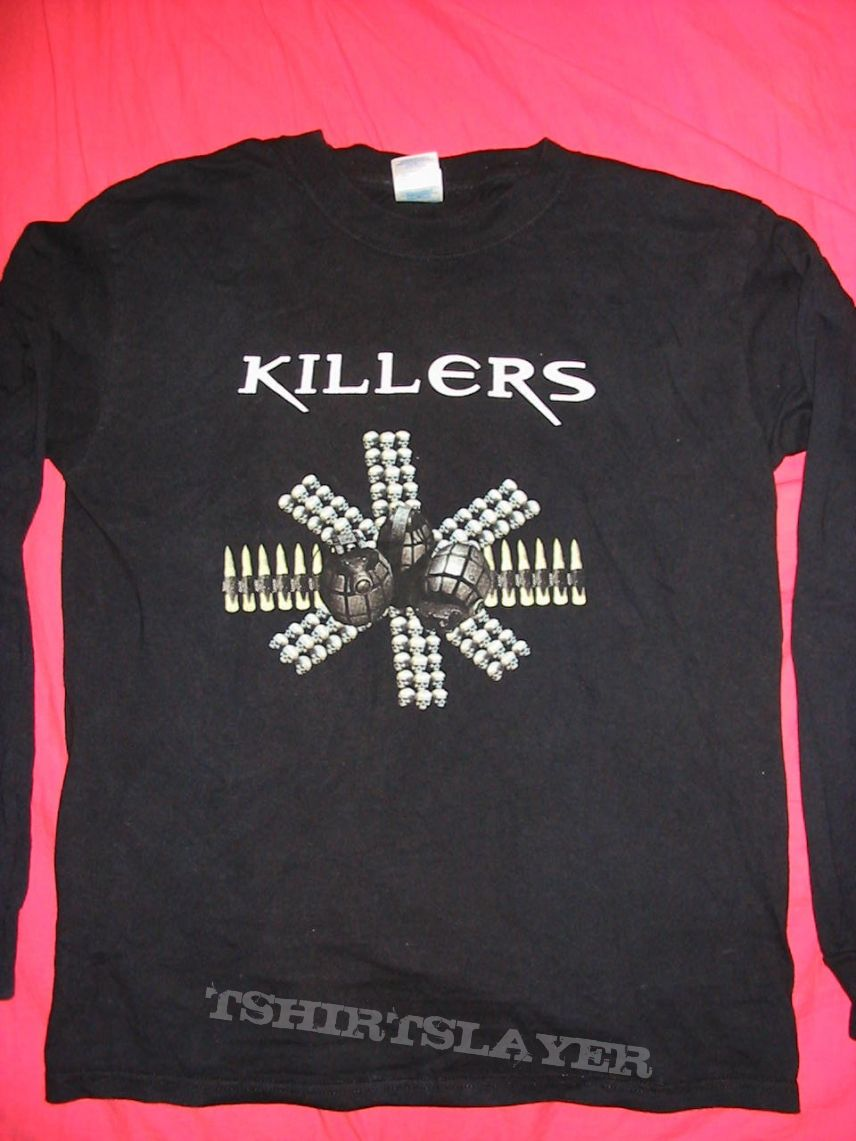 Killers - A l'Ombre des Vautours - LS Shirt