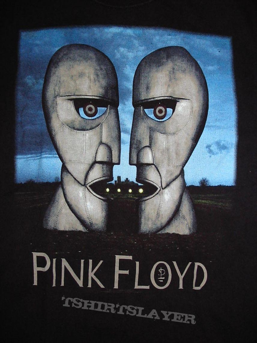 Pink Floyd - Division Bell shirt