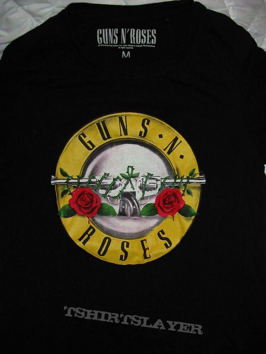 Guns N' Roses - Classic logo