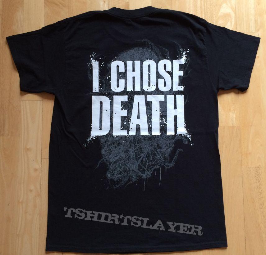 Torture Killer - I Chose Death